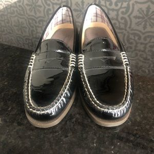 Sperry Patent Leather Loafer - New & Never Worn!